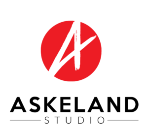 Askeland Studio logo color